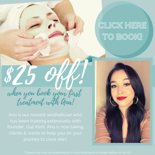 Book with Ana!